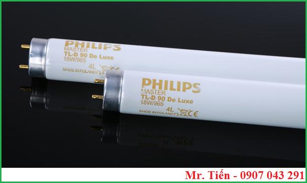 Bóng đèn Philips Master TL-D 90 De Luxe 18W/965