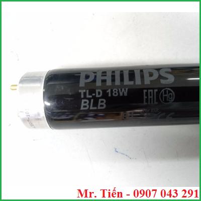 Bóng đèn so màu Blacklight Blue Philips TL-D 18W BLB Made in Poland
