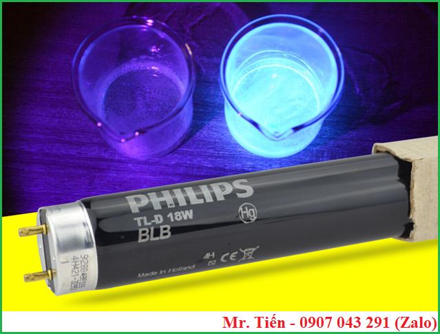 Bóng đèn UV Blacklight Blue Philips TL-D 18W BLB