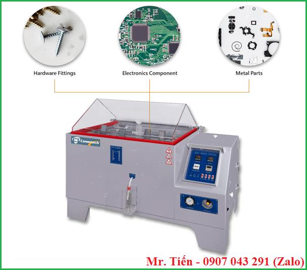 Buồng phun sương muối thử độ bền chống ăn mòn (Salt Spray Tester) QC-711M hãng Cometech