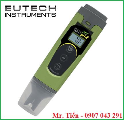 Bút đo pH nước Ecotestr pH 2 hãng Eutech Instrument