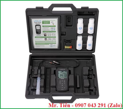 Cung cấp bao gồm của máy đo độ mặn của nước mắm EC210 hãng Horiba