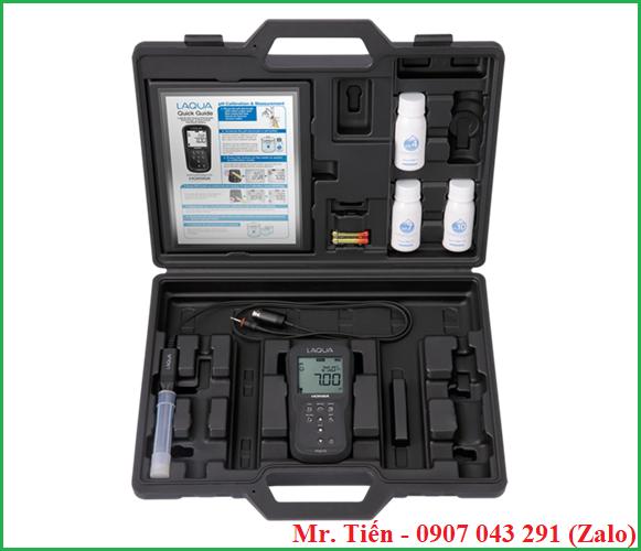 Cung cấp bao gồm của máy đo độ pH nước LAQUA pH 210 hãng Horiba (Nhật Bản)