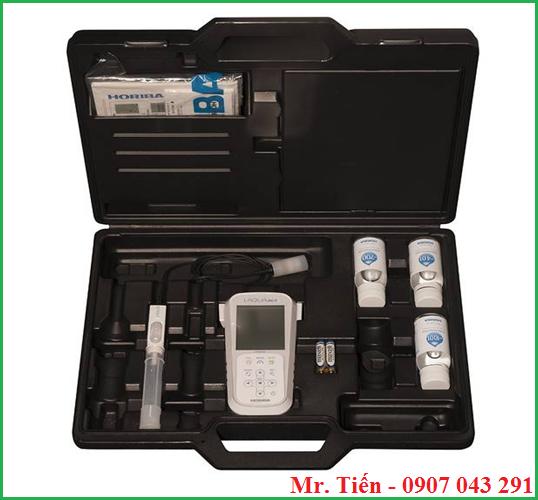 Cung cấp bao gồm của máy đo pH nước thải LAQUAact pH110 Horiba Scientific