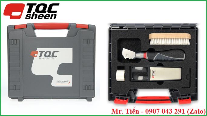 Dao cắt kiểm tra độ bền bám dính sơn (Cross Cut Adhesion test kit CC1000) TQC Sheen