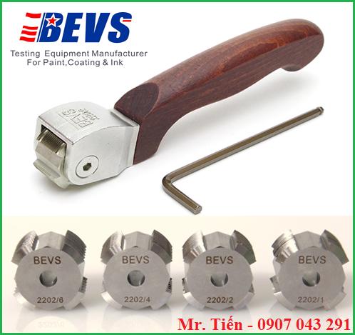 Dụng cụ kiểm tra độ bám dính của sơn BEVS 2202 hãng BEVS