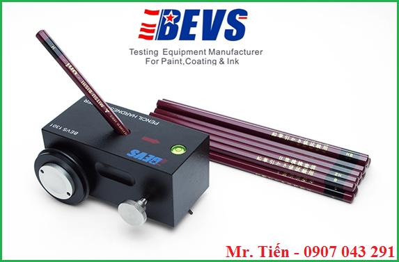 Dụng cụ kiểm tra độ cứng sơn bằng bút chì BEVS 1301 hãng BEVS