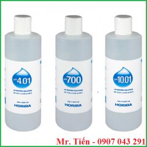 Dung dịch chuẩn pH 4.01/7.00/10.01/6.86/9.18 hãng Horiba (Buffer Solution pH)