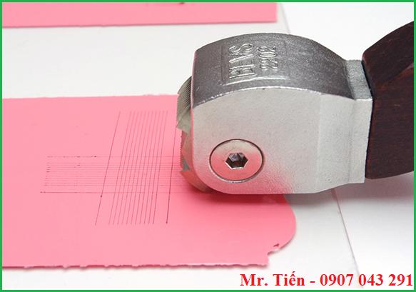 Hướng dẫn sử dụng dụng cụ đo độ bám dính sơn BEVS 2202