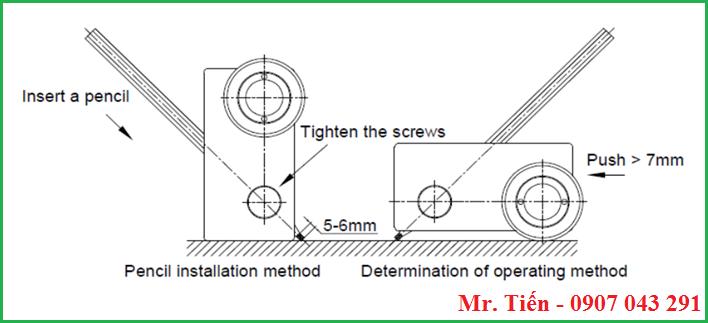 Hướng dẫn sử dụng dụng cụ kiểm tra độ cứng sơn bằng bút chì Pencil Hardness Tester