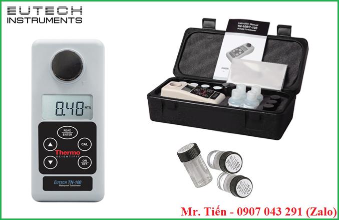 Máy đo độ đục của nước cầm tay TN 100 hãng Eutech