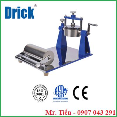 Máy đo độ hấp thụ nước của giấy và Carton (Cobb Absorbency Tester) DRK 110 Drick