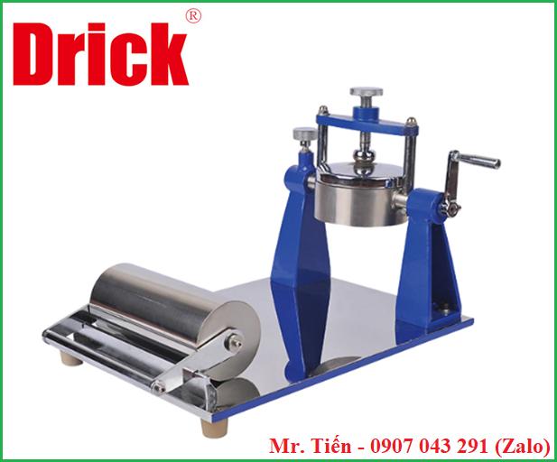Máy đo độ hấp thụ nước của giấy và Carton (Cobb Absorbency Tester) DRK 110 hãng Drick
