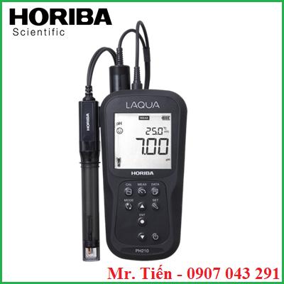Máy đo độ pH nước Nhật Bản LAQUA pH 210 hãng Horiba siêu bền