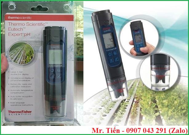Máy đo độ pH nước Thermo Scientific Eutech Expert pH