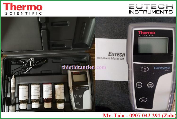 Máy đo độ pH nước Thermo Scientific Eutech pH5+