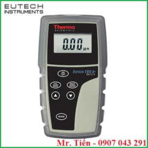 Máy đo độ sạch, độ tinh khiết của nước uống TDS 6+ hãng Eutech Thermo Scientific