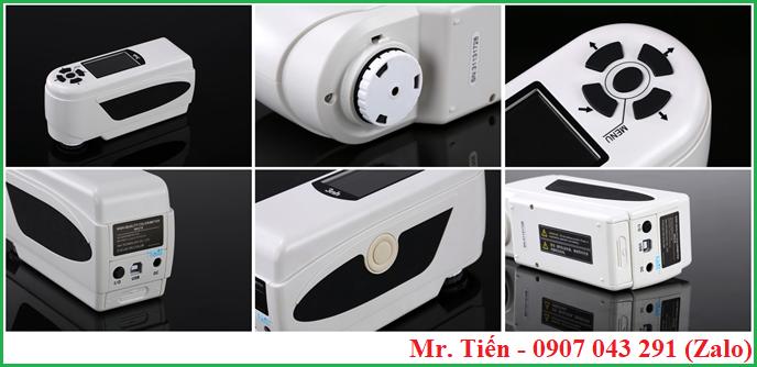 Máy đo màu cầm tay Colorimeter NH310