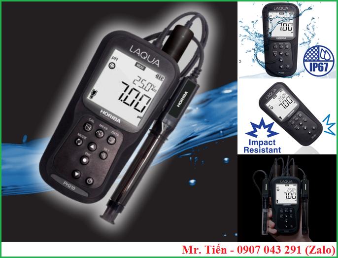Máy đo pH nước LAQUA pH 210 Horiba