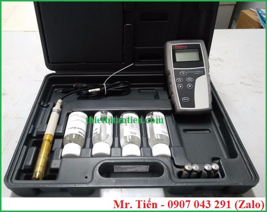 Máy kiểm tra độ sạch chất lượng nước TDS 6+ hãng Eutech Thermo Scientific