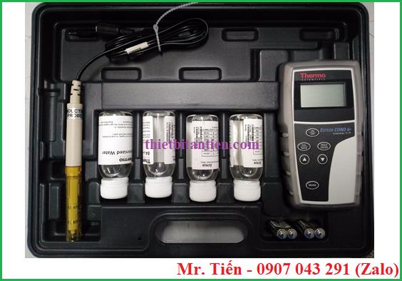 Máy kiểm tra độ sạch chất lượng nước TDS 6+ hãng Eutech