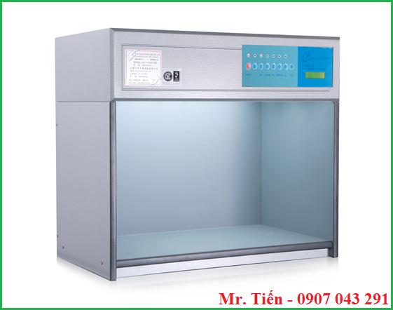 Tủ ánh sáng chuẩn đánh giá màu sắc vải T60(5) hãng Tilo Trung Quốc