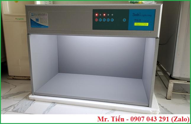 Tủ đèn ánh sáng chuẩn để kiểm tra màu (Color Light Box) T60(4) hãng Tilo